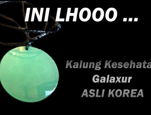 Kalung Galaxur Asli Korea Edisi Terbaru 2020