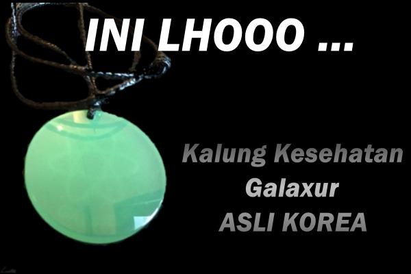 Kalung Galaxur Korea