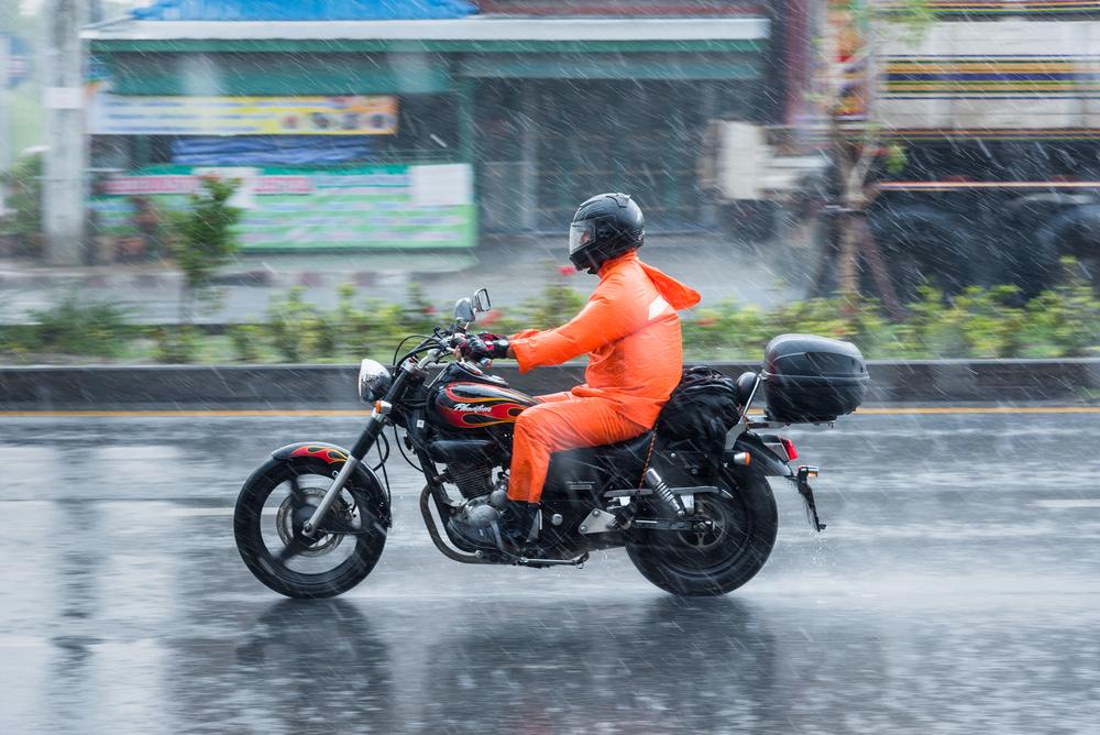 jas hujan
