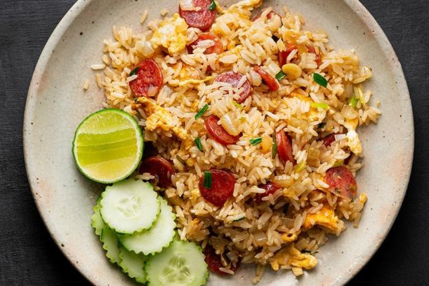 cara membuat nasi goreng berbagai daerah