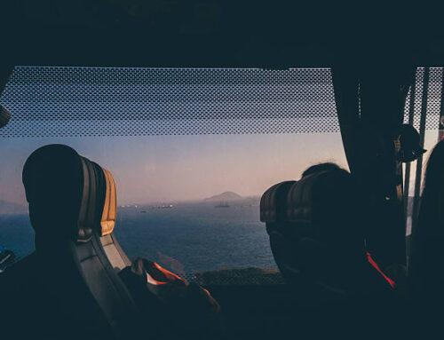 Tips Traveling Jika Naik Bus Bersama Balita
