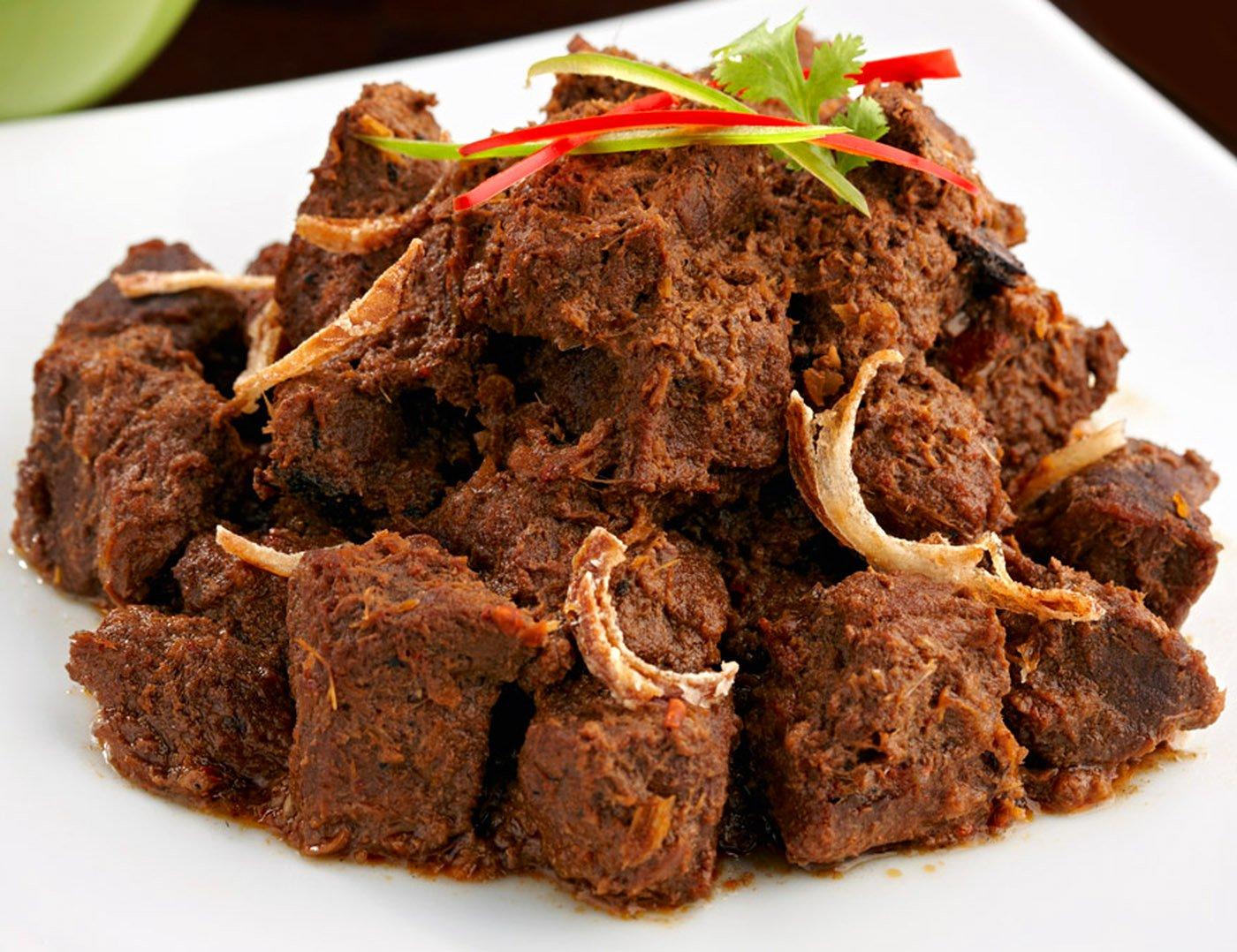 Resep Bumbu Rendang Padang Daging Sapi