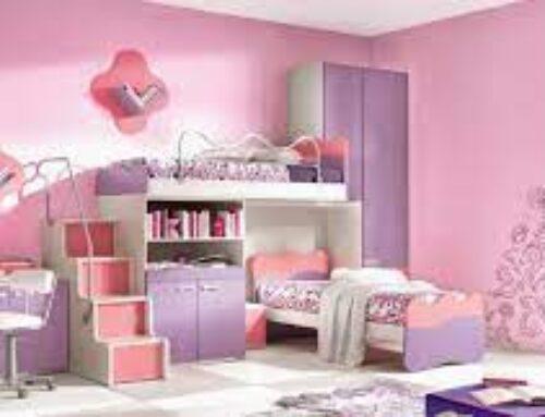 Desain Kamar Tidur Anak Minimalis Keren
