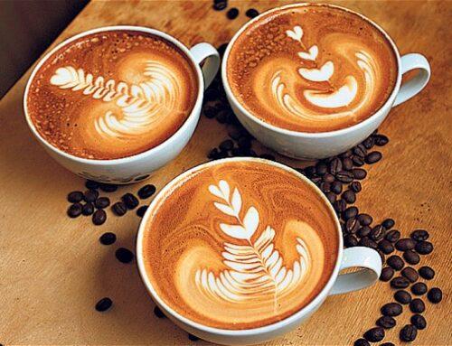 Cara Membuat Es Kopi Ala Cafe Lezat