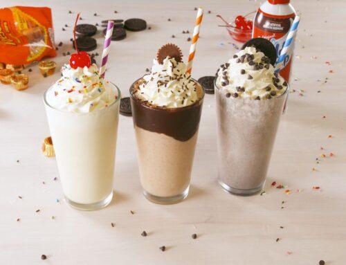 Cara Membuat Milkshake Coklat Ala Cafe Yang Gampang Tapi Enak
