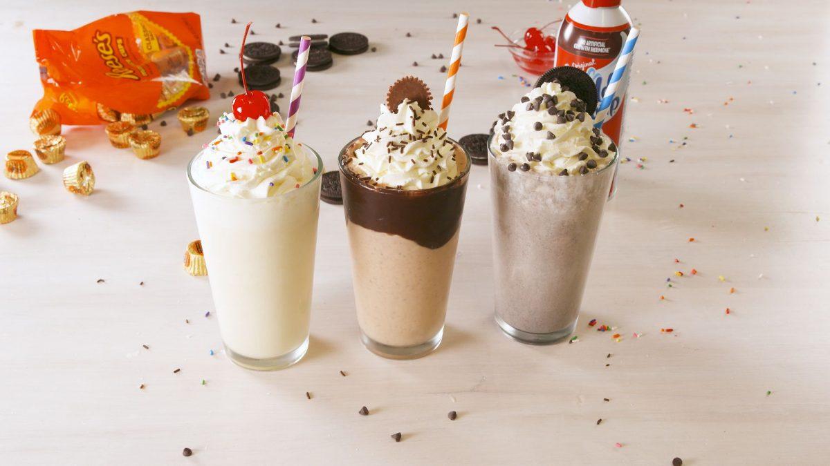 Cara Membuat Milkshake Coklat Tanpa Blender